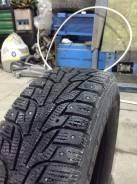 Hankook Winter i*Pike RS W419. Зимние, шипованные, 2014 год, износ: 20%, 1 шт