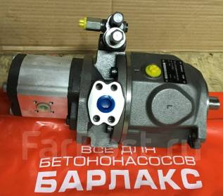Насос Rexroth A10V028DFR/31R-PPA12K01 + Charge Pump №2. KCP
