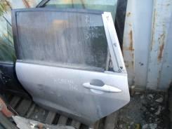 Дверь RL задняя левая Honda Stream RN6 Цвет серый (118)