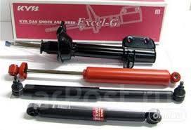 Амортизатор. Toyota Altezza, GXE10, GXE10W, SXE10 Двигатели: 1GFE, 3SGE