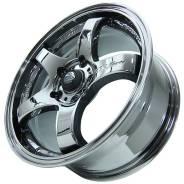 "Sakura Wheels 391A. 7.5x17"", 5x114.30, ET42, ЦО 73,1мм."