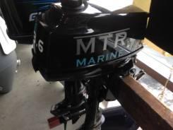 MTR Marine. 3,60л.с., 2-тактный, бензиновый, нога S (381 мм)