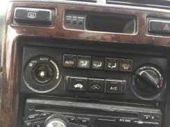 Кронштейн климат-контроля. Honda Rafaga, CE4 Двигатель G20A