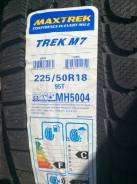 Maxtrek Trek M7. Зимние, без шипов, 2017 год, без износа, 4 шт