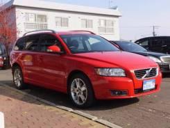 Volvo V50. автомат, 4wd, 2.5, бензин, 73тыс. км, б/п, нет птс. Под заказ