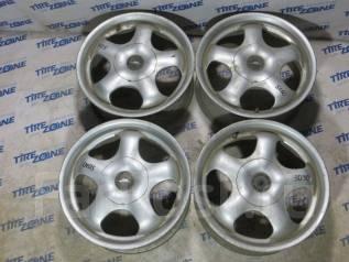 RS Wheels. 6.5x15, 5x100.00, 5x114.30, ET45