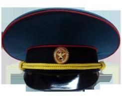 Фуражка офицерская цвета морской волны. 57
