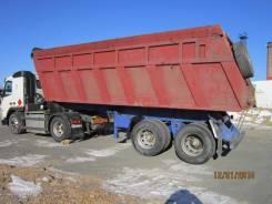 МАЗ. Самосвальный полуприцеп, 30 000 кг.