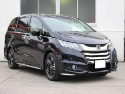 Honda Odyssey. автомат, 4wd, 2.4, бензин, 83 000тыс. км, б/п, нет птс. Под заказ