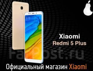 Xiaomi Redmi 5 Plus. Новый, 64 Гб