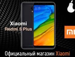 Xiaomi Redmi 5 Plus. Новый, 64 Гб, Черный
