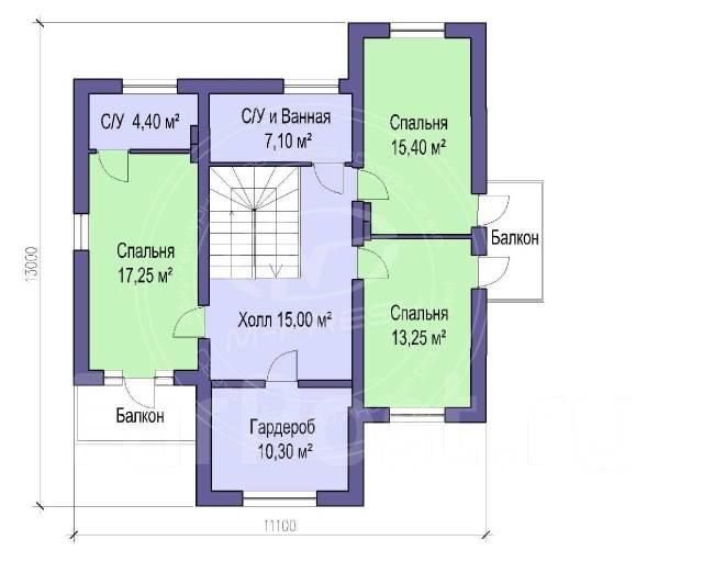 Рабочий архитектурно-строительный проект и строительство коттеджа. Тип объекта дом, коттедж, срок выполнения месяц