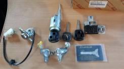 Ключ зажигания. Lexus LX470, UZJ100 Двигатель 2UZFE