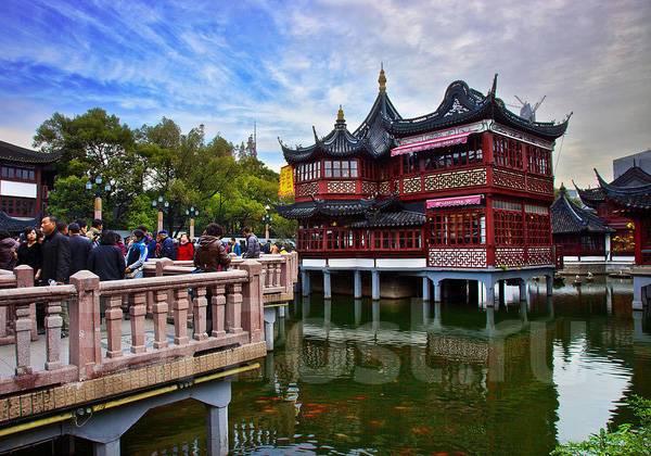 Шанхай. Экскурсионный тур. Весенние каникулы в Шанхае! Перелет и проживание входят в стоимость!