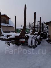 МАЗ 6303. Продам лесовоз , 15 000 куб. см., 12 500 кг.