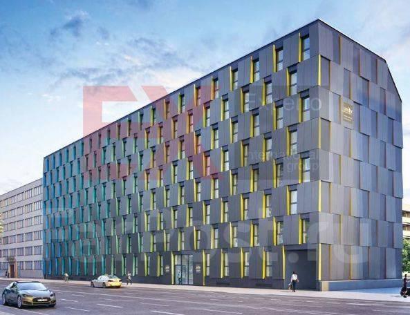 Квартиры в новом комплексе студенческого жилья в Мюнхене, Бавария, Ге