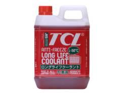 Антифриз TCL -50 красный 2л