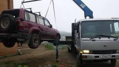 Эвакуатор 24ч, манипулятор, грузовик с краном, самосвал, вывоз муссора