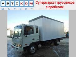 Hyundai HD120. (хундай, хендэ) 2010год фургон, 6 600 куб. см., 7 000 кг.