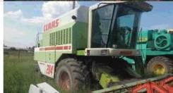 """Claas Dominator. Комбайн зерноуборочный """"Доминатор 204"""""""