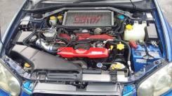 Дефлектор радиатора. Subaru Impreza, GG9, GD3, GDC, GD4, GGB, GG3, GD9, GGA, GG, GG2, GGD, GDD, GD, GG5, GDA, GD2, GGC, GDB Двигатели: EL15, EJ201, EJ...