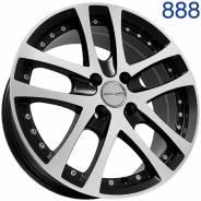 Sakura Wheels R266. 6.5x16, 4x98.00, ET28, ЦО 58,6мм.