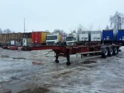 Schweriner. контейнеровоз 2007 год, 36 250 кг.