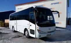 Higer KLQ6928Q. Туристический автобус Higer KLQ 6928Q 35 мест, 6 700 куб. см., 35 мест