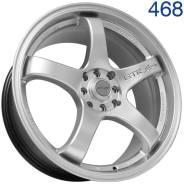 "Sakura Wheels 391A. 8.0x18"", 4x100.00, 4x114.30, ET38, ЦО 73,1мм."