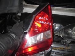Стоп-сигнал. Toyota WiLL VS, ZZE127