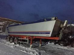 Kelberg. самосвальный полуприцеп, 35 000 кг.