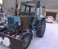 МТЗ 80. Продам трактор мтз 80 1991 года