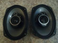 Мощные басовые овалы Pioneer 3-х полосные 400ватт! отправка в регионы