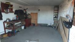 Сдам гараж. Вид изнутри