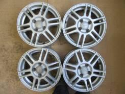 Bridgestone Alpha. 5.0x14, 4x100.00, ET45, ЦО 72,0мм.