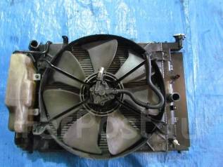 Радиатор охлаждения двигателя. Toyota Mark II, JZX90 Toyota Cresta, JZX90 Toyota Chaser, JZX90 Двигатель 1JZGTE