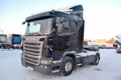 Scania G380LA. Седельный тягач Scania G380 LA. Год выпуска 2011, 11 700 куб. см., 18 000 кг.