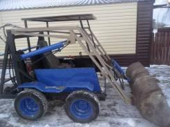 Самодельная модель. Продаю самодельный трактор, 15 л.с.
