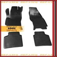 Коврики Резиновые С Рисунком Сетка Chevrolet Spark (2005-)/ Ravon R2 (2016-)