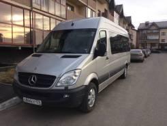 Mercedes-Benz Sprinter 315 CDI. Mercedes sprinter, 2 200 куб. см., 8 мест