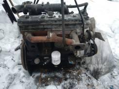 Двигатель в сборе. ЗИЛ 130 МТЗ 82