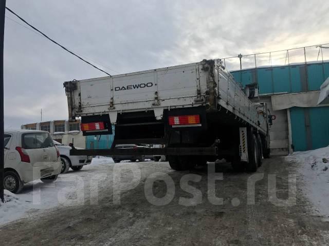 Daewoo Novus. Продам манипулятор Daewwo Novus K9CRF, 10 964 куб. см., 16 000 кг.