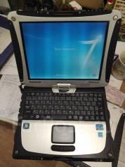 "Panasonic Toughbook CF-19. 10.2"", 2,5ГГц, ОЗУ 4096 Мб, диск 80 Гб, Bluetooth, аккумулятор на 6 ч."