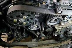 Замена ремня грм и ремонт двс