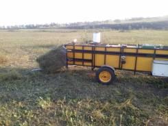 Самодельная модель. 3в1 косилка, грабли, тюковальщик сена, 389 куб. см.