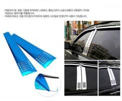 Накладка на стойку. Chevrolet Spark, M300 Daewoo Matiz, M300
