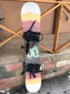 Продам 2 сноуборда Полный комплект. 149,00см., freeride (фрирайд)