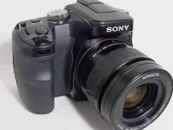 Sony Alpha DSLR-A100. 10 - 14.9 Мп