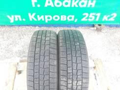 Dunlop Winter Maxx. Зимние, без шипов, 2014 год, износ: 5%, 2 шт