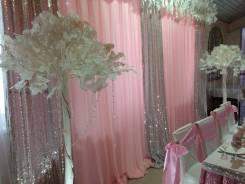 Оформление стильной, красивой свадьбы